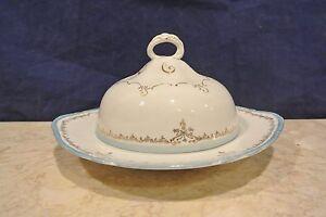 Vintage Pope Gosser China Butter Dish