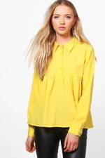 Maglie e camicie da donna taglia 40 giallo