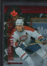 MARK RECCHI 1997/98 DONRUSS CANADIAN ICE #53 DOMINION CANADIENS SP #116/150