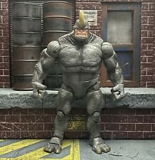 "Marvel Legends Rhino Fearsome Foes Box Set Toybiz 6"" Figure Loose Spider-Man"