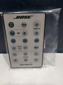 New Bose Wave Radio/CD Radio CD Remote White AWRC-1W AWRC-1G AWRC-1P AWRC1P