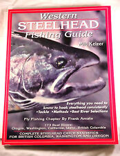 WESTERN STEEHEAD FISHING GUIDE by Mike Keizer