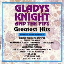 Greatest Hits [Curb/Capitol] by Gladys Knight & the Pips/Gladys Knight (CD,...