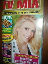 Tv Mia.Eleonora Daniele,Euridice Axen,Marina Giulia Cavalli,Enzo Decaro,iii