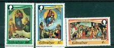 NATALE - CHRISTMAS GIBRALTAR 1983 Raffaello