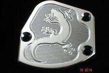 Raptor 125 250 350 660 700 3D Gecko Lizard Billet Aluminum Throttle Cover