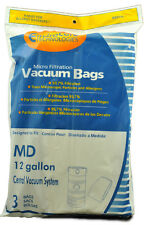 Modern Day Central Vacuum Bags 12 gallon MD814L
