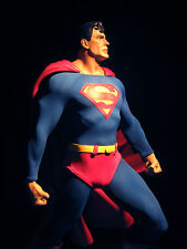 DC: Sideshow: SUPERMAN Premium Format statue - (figure/wonder woman)