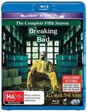 Breaking Bad : Season 5 (Blu-ray, 2014, 2-Disc Set)