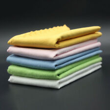 More details for 5pcs instrument musical violin microfiber cleaning cloth colorful clean cloth sg