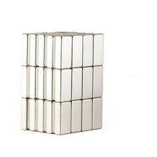 Lot of 100 50 10*5*3mm block rare earth neodymium super strong magnets N50