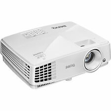 BenQ MS524 3D DLP Bar Church Worship School Home Theater Projector 3200 Lumens