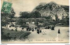 CPA-Carte postale-  France - Cherbourg - Le Jardin Public (CP1404)