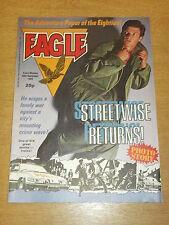 EAGLE BRITISH WEEKLY 25TH SEPTEMBER 1982 DAN DARE STREETWISE^