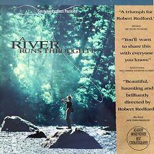 LASERDISC - NTSC - A RIVER RUNS THROUGH IT - ROBERT REDFORD