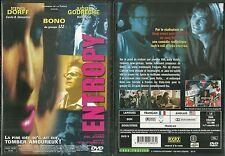 DVD - ENTROPY avec BONO ( du groupe U2 ), JUDITH GODRECHE / COMME NEUF -LIKE NEW
