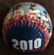 Rare 2010 Brooklyn CYCLONES SGA Ball All Stars Photo Baseball