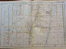 1889 CHESNUT HILL MERMAID AVE. & GRAVERS LN. STATION PHILADELPHIA PA ATLAS MAP