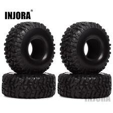 1.9 Inch Rock Crawler Wheel Tire Tyre for 1/10 RC Traxxas TRX4 Axial SCX10 90046