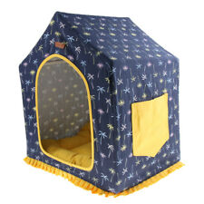 Premium Canvas Pet House Indoor & Outdoor - Suitable For Cats & Small Dogs