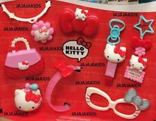 MCDONALDS 2018 Hello Kitty Complete Set - FREE SHIPPING - SHIPS 10/15