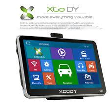 XGODY 560 5'' Vehicle GPS Navigation Touchscreen Car SAT NAV Device Lifetime Map