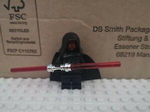 LEGO Star Wars Figur Darth Maul + Zubehör