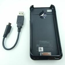 New Duracell Powermat Wireless Battery Case for iPhone 4/4S - 3 pack