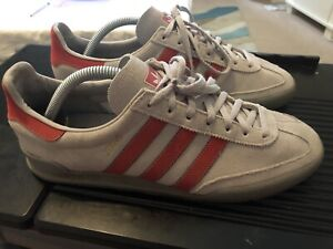 adidas jeans trainers size 8