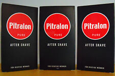 PITRALON After Shave Pure  3 x 100 ml  (EUR 6,30 / 100 ml)