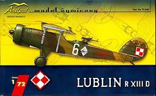 Ardpol Models 1/72 Lublin R.Xiii D Polish Scout Bomber