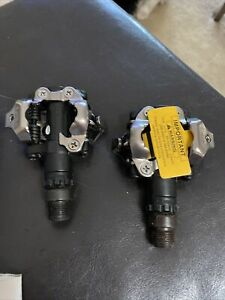 Shimano PD-M520 SPD Mountain Bike Clipless Pedals Brand New! Never Used!