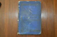 ANTIQUE BOOK - THE POETICAL WORKS OF ALFRED TENNYSON