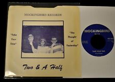 HEAR MP3 NC GARAGE w/ OBSCURE SLEEVE Two & A Half Mockingbird 1003