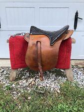 Vintage 1960s Buena Vista Saddle 18�