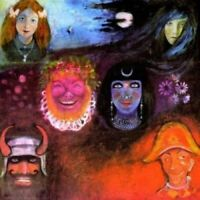 KING CRIMSON - In the Wake of Poseidon (200 Gramm Vinyl)