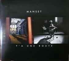 2xCD Gérard MANSET Y'a une route 1975-1981 Royaume de Siam ART ROCK OOP