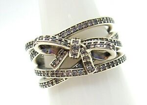 Authentic Pandora Sterling Silver 925 ALE Ring,