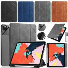 Smart Leather Stand Case Cover For Apple iPad Mini Air Pro 7.9 9.7 10.2 10.5 11