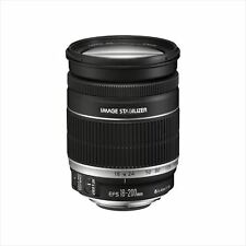Canon Telephoto Zoom Lens EF-S18-200mm F3.5-5.6 IS from Japan New