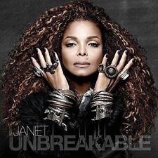 Pop Musik-CD Janet Jackson's aus Japan
