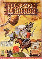 EL CORSARIO DE HIERRO (ed. histórica) nº: 20 (de 58 d colección completa. ed. B)