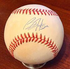 Bo Jackson Signed Official American League Baseball Beckett BAS Auto Royals
