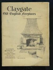 Claygate Fireplaces, House & Garden Stonework Architectural Interest 1936