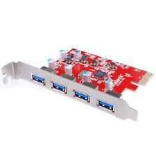 Support Uasp For Mac Pro Inateck 4 Ports Pcie To Usb 3.0 Expansion Card For Mac