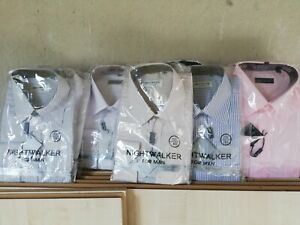 Stock 5 camicie  uomo