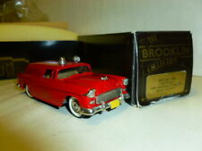 CHEVY NOMAD VAN CHEVROLET FIRE MARSHAL'S TRUCK BROOKLIN REF 26A 1956