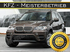 BMW X5 E70 XDRIVE40D 224kW/306PS N57D30TOP N57 MOTORÜBERHOLUNG INSTANDSETZUNG