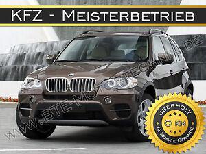 BMW X5 E70 XDRIVE30D 245PS N57D30OL N57 MOTORÜBERHOLUNG REPARATUR INSTANDSETZUNG