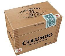 COLUMBO COMPLETE SERIES SEASONS 1 2 3 4 5 6 7 8 9 10 BOXSET 35 DISC R4